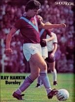 Ray Hankin, Burnley 1975-2