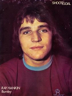 Ray Hankin, Burnley 1975