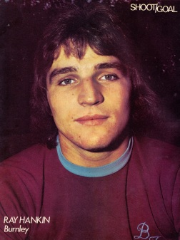 Ray Hankin, Burnley 1975