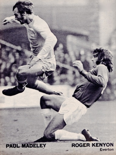 Roger Kenyon, Everton 1973