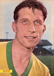 Ron Ashman, Norwich 1963