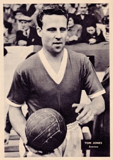 Tom Jones Everton 1959