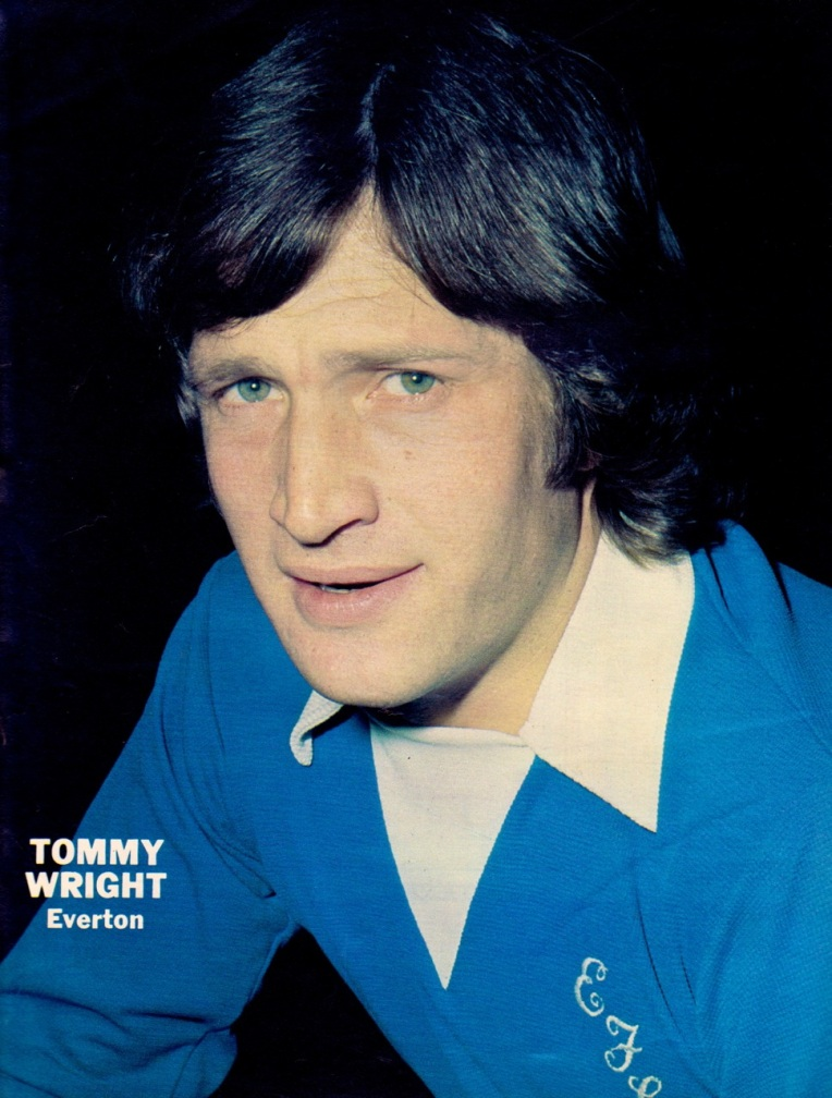 Tommy Wright, Everton 1973