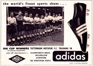 Adidas 1961