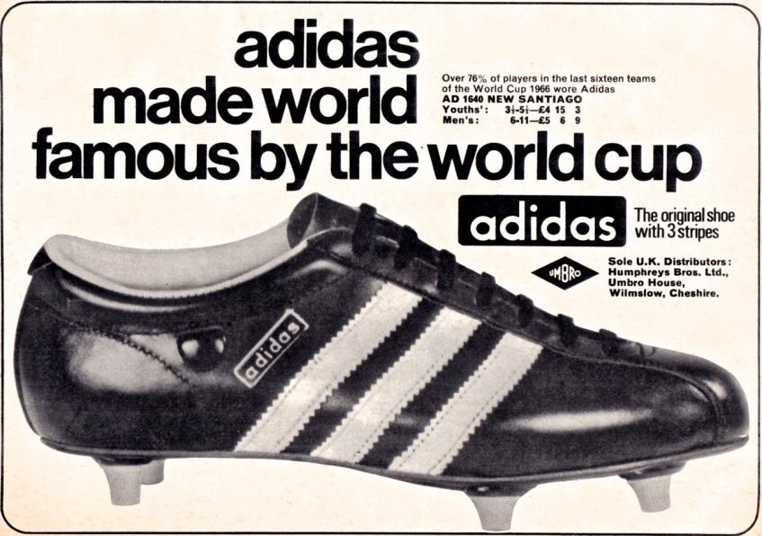 5403ac4b9030c Adidas 1968 | Beyond The Last Man