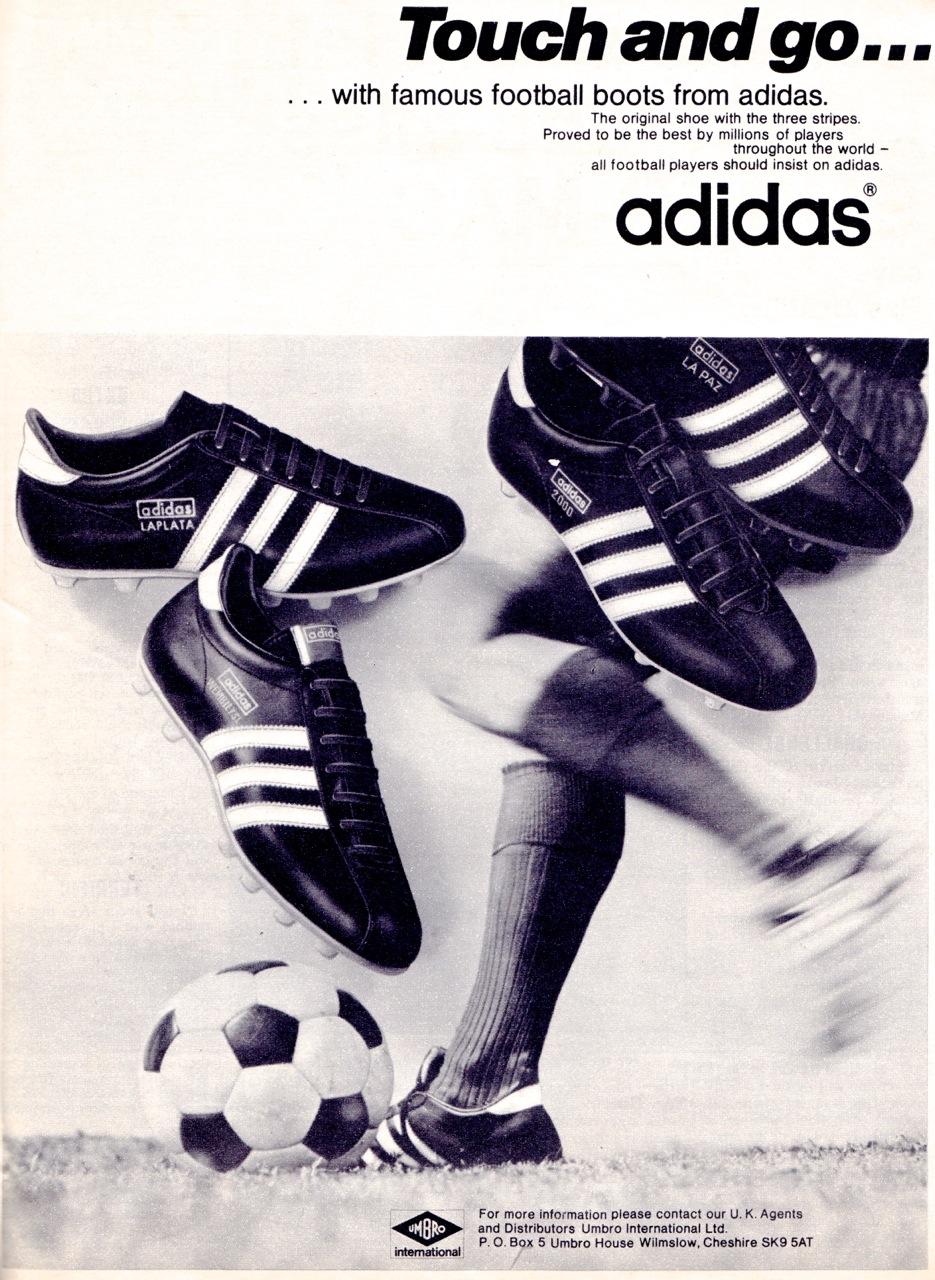 Adidas 1973 2 Beyond The Last Man  Beyond The Last Man