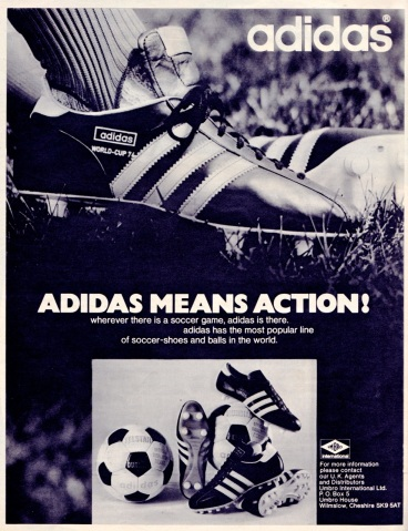 Adidas Boots 1972 83 Beyond The Last Man