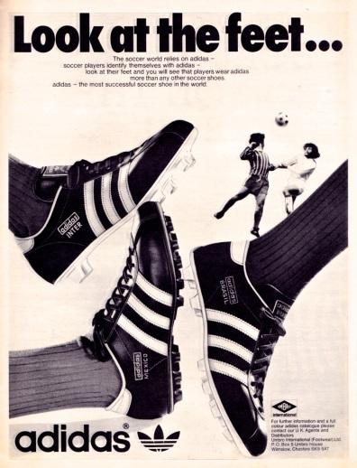 Adidas 1973-2