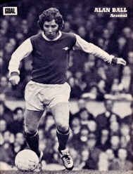 Alan Ball, Arsenal 1972-2