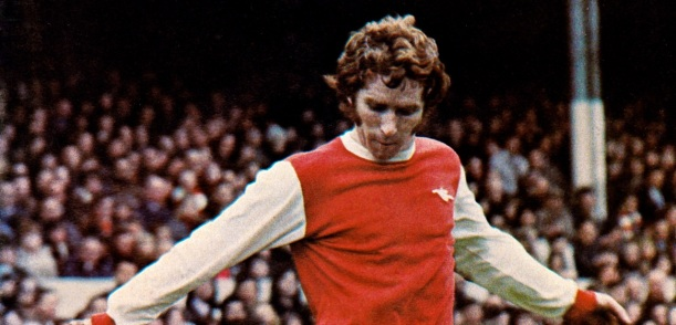 Alan Ball, Arsenal 1972