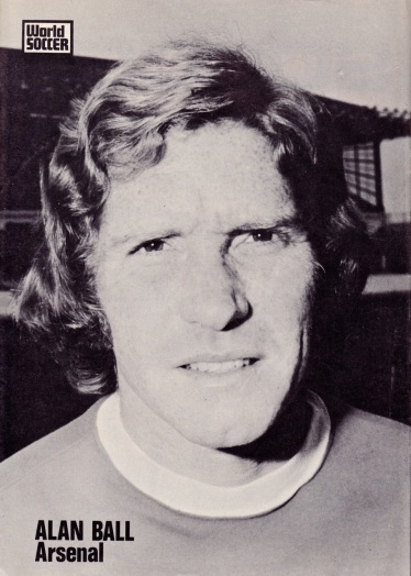 Alan Ball, Arsenal 1973-2