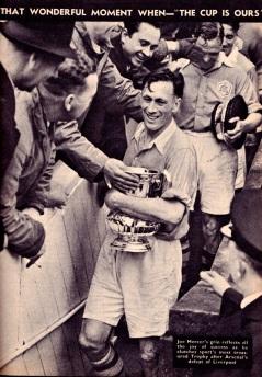 Arsenal, FA Cup Winners 1950