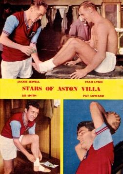 Aston Villa 1958