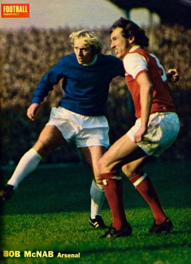Bob McNab, Arsenal 1971