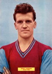 Bobby Thomson, Aston Villa 1960