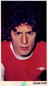 Brian Kidd, Arsenal 1975