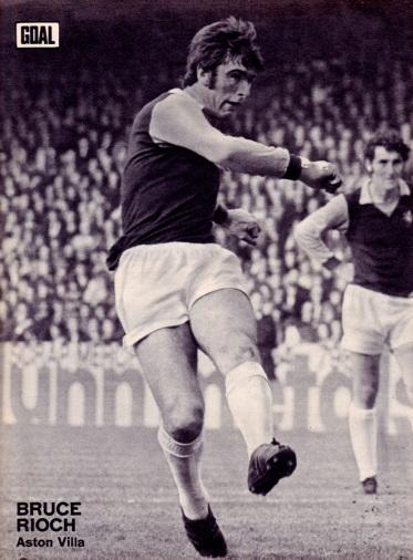Bruce Rioch, Aston Villa 1973
