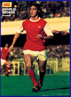 Charlie George, Arsenal 1973
