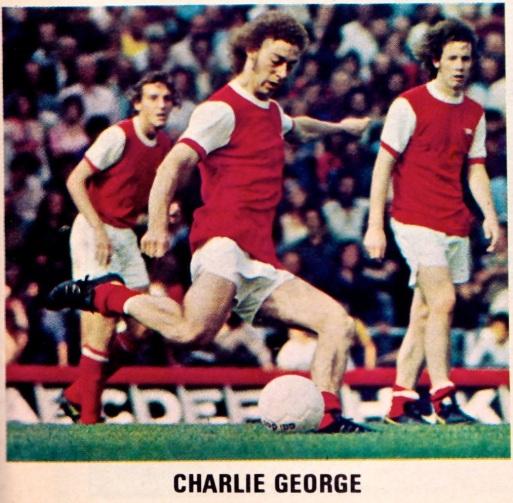 Charlie George, Arsenal 1975