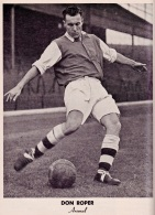 Don Roper, Arsenal 1951