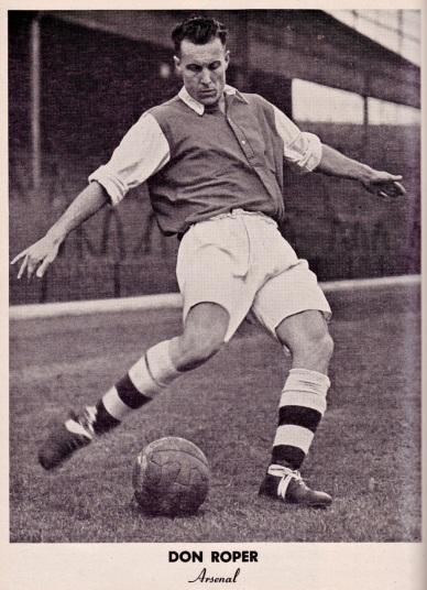 Don Roper, Arsenal 1951