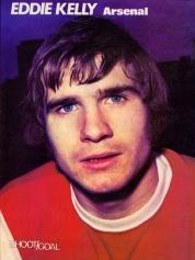 Eddie Kelly, Arsenal 1974