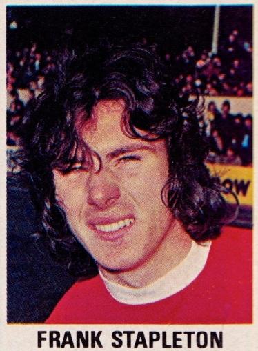 Frank Stapleton, Arsenal 1975