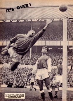 Furnell and Clark, Arsenal 1964