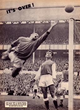 Furnell & Clark, Arsenal 1964