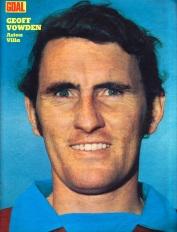 Geoff Vowden, Aston Villa 1972