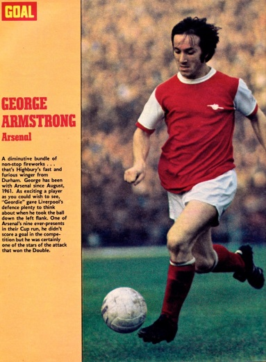 George Armstrong, Arsenal 1971