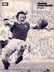 George Armstrong, Arsenal 1972