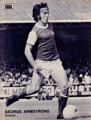 George Armstrong, Arsenal 1973-2