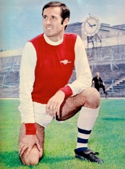 George Graham, Arsenal 1968