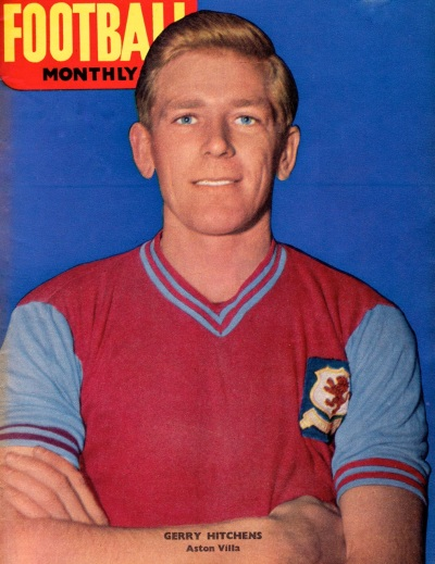 Gerry Hitchens, Aston Villa 1960