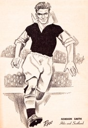 Gordon Smith, Hibernian 1951