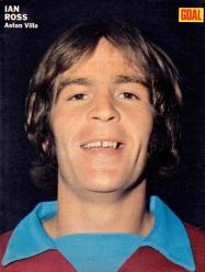 Ian Ross, Aston Villa 1973