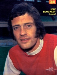 Jeff Blockley, Arsenal 1972