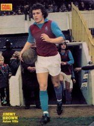 Jimmy Brown, Aston Villa 1973