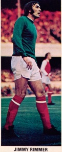 Jimmy Rimmer, Arsenal 1975