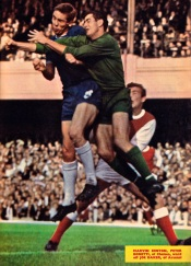 Joe Baker, Arsenal 1964