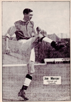 Joe Mercer, Arsenal 1951