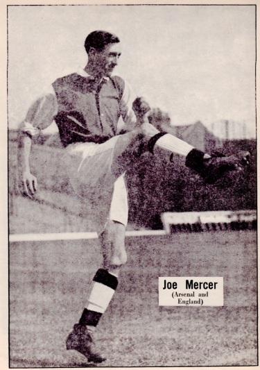 Joe Mercer, Arsenal 1951