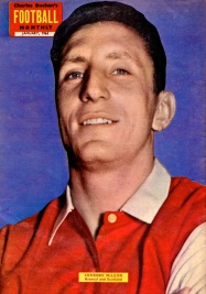 Johnnie McLeod, Arsenal 1962