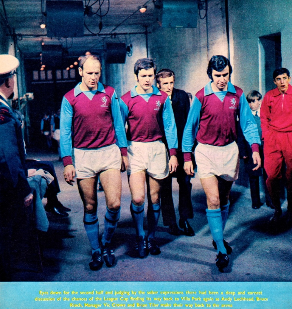 League Cup Final, Aston Villa 1971