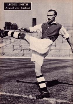 Lionel Smith, Arsenal 1951