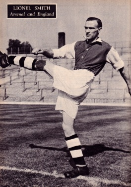 Lionel Smith, Arsenal 1951
