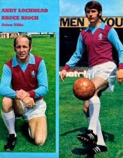 Lochhead and Rioch, Aston Villa 1971