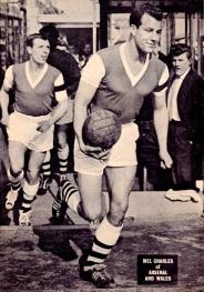 Mel Charles, Arsenal 1959