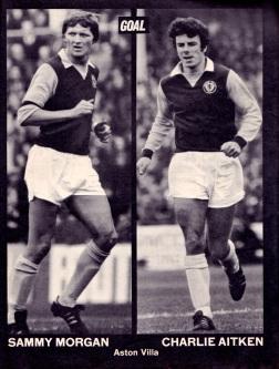 Morgan and Aitken, Aston Villa 1973